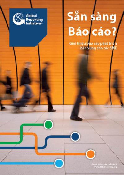 """Mẫu thiết kế dàn trang tạp chí """"Ready-to-Report-SME"""""""