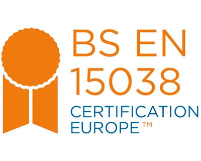 Tiêu chuẩn BS EN 15038 là gì?