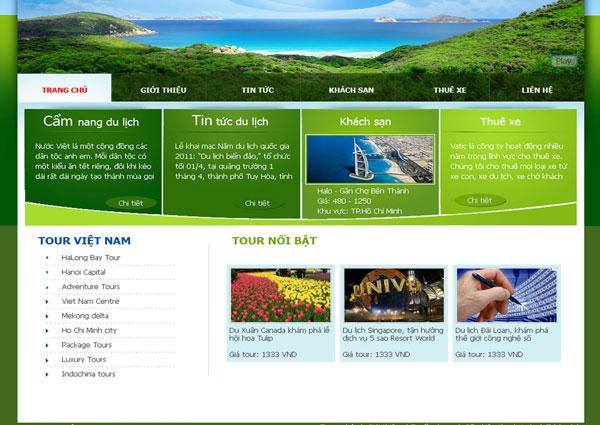 Một dự án dịch website của chúng tôi
