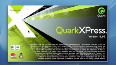 Lịch sử phát triển QuarkXPres