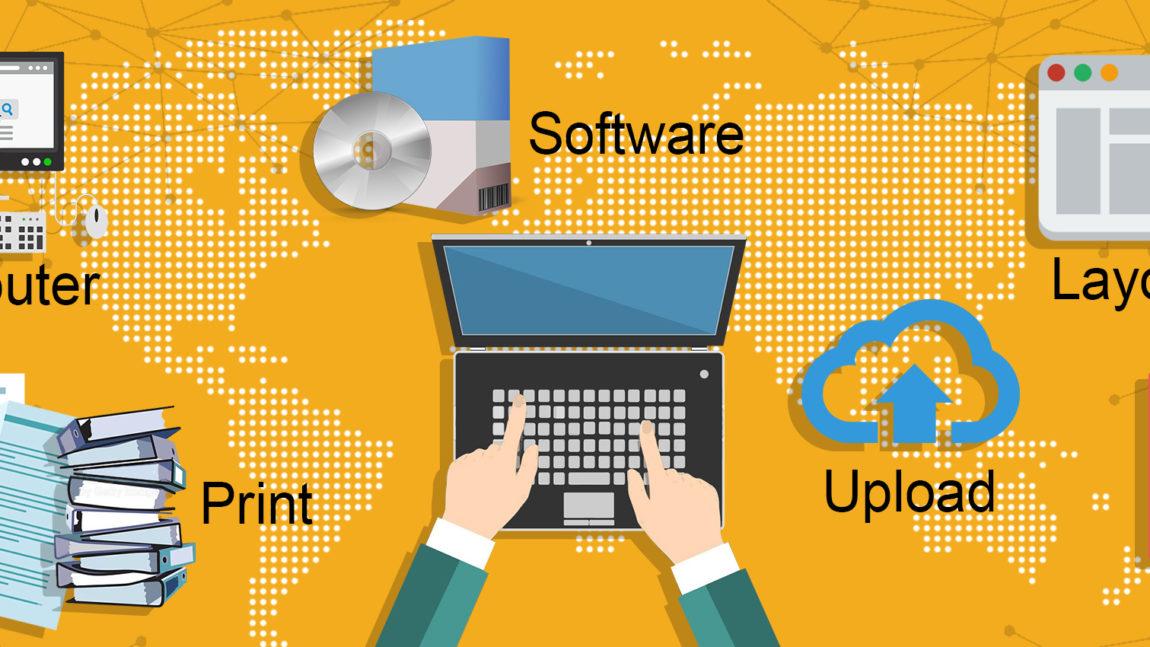 Giới thiệu dịch vụ chế bản điện tử DTP