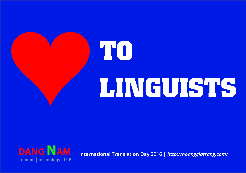 International Translations Day