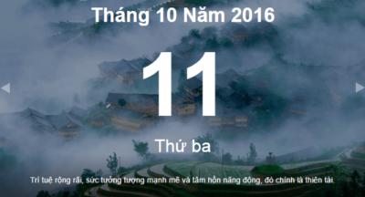 Tuyển phiên dịch tiếng Trung ngày 11/10/2016