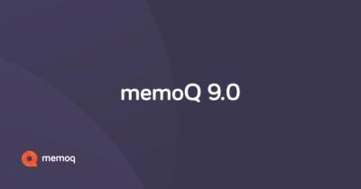 Ra mắt phần mềm MemoQ 9.0